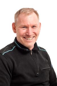 Bild på Björn Åhlén